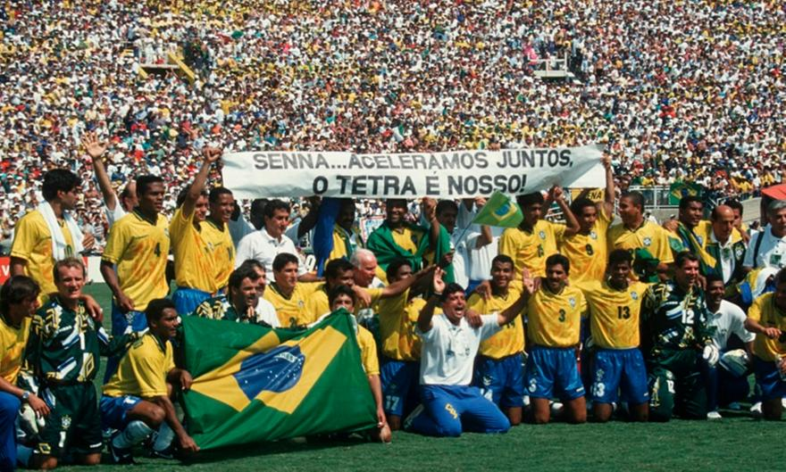 1994, Βραζιλία: Για τον Άιρτον