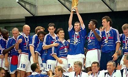 1998 Γαλλία: Ζιντάν, ο κορυφαίος