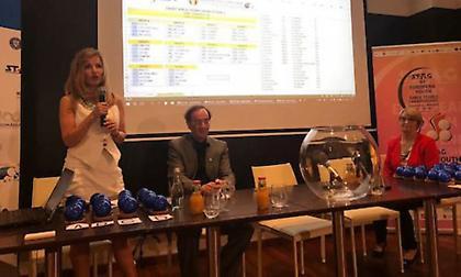 Οι κληρώσεις των Εθνικών ομάδων στο Ευρωπαϊκό Πρωτάθλημα πινγκ πονγκ  νέων