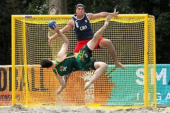 Πρεμιέρα του Beach Handball στα Χανιά