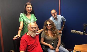 Η Ελένη Τσαλιγοπούλου στον ΣΠΟΡ FM 94,6!