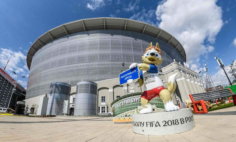Ekaterinburg Arena: Το πιο τρομακτικό γήπεδο στον κόσμο!