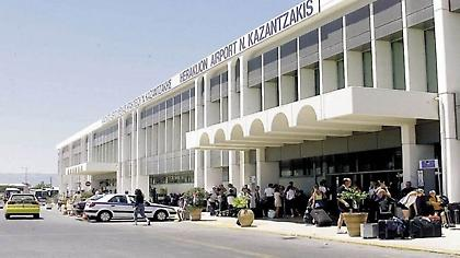 Ατύχημα με αεροσκάφος boeing 737 στο αεροδρόμιο Ηρακλείου