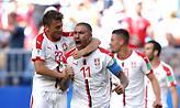 Ο (Γ)Κολάροφ απογείωσε τη Σερβία