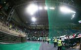 Πικάρισμα των οπαδών του Παναθηναϊκού σε Ολυμπιακό με... κόκκινα στρινγκ (pics)
