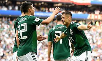 Γερμανία, υποκλίσου στο Μεξικό!