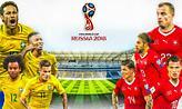 LIVE: Βραζιλία-Ελβετία 0-0