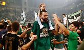 Βουγιούκας: «Πανηγυρίσαμε έναν τίτλο, ευχαριστούμε τον πρόεδρο και τον κόσμο»