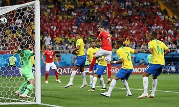Οι καλύτερες στιγμές από το Βραζιλία-Ελβετία (video)