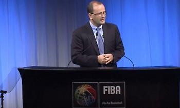 Μόνιμα στη FIBA ο Μπάουμαν
