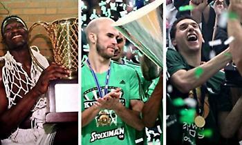 Παναθηναϊκός: ΜΥΘΙΚΗ επίδοση, 23 σεζόν σερί τίτλοι!