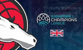Το Basketball Champions League καλωσορίζει τους Λέστερ Ράιντερς!