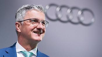 Συνελήφθη ο Διευθύνων Σύμβουλος της Audi