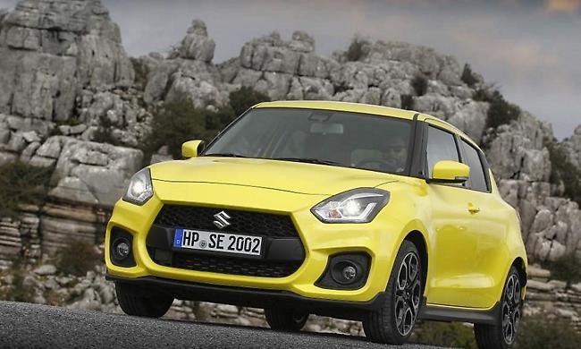 Νέο Suzuki Swift Sport με 19.670 ευρώ
