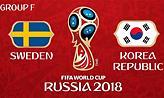Live: Σουηδία-Νότια Κορέα (15:00)