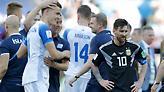 Όλη (κυριολεκτικά) η Ισλανδία είδε το 1-1 με την Αργεντινή