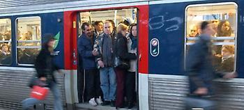 Μωρό γεννήθηκε σε τρένο στο Παρίση - Δωρέαν οι μετακινήσεις του μέχρι τα 25 του χρόνια