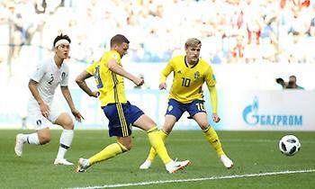 LIVE: Σουηδία-Νότια Κορέα 1-0