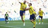 Ο αρχηγός… έλυσε το γόρδιο δεσμό για τη Σουηδία!