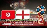 Οι ενδεκάδες στο Τυνησία-Αγγλία