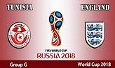 LIVE: Τυνησία-Αγγλία