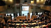 Ανέβηκαν οι τόνοι στο δημοτικό συμβούλιο Θεσσαλονίκης για τη συμφωνία των Πρεσπών