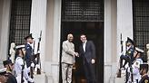 Τσίπρας σε Ινδό πρόεδρο: Πλέον η χώρα σας θα ονομάζει την ΠΓΔΜ, Βόρεια Μακεδονία