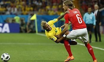 Ετοιμάζει καταγγελία στη FIFA για τη μη χρήση VAR σε δύο φάσεις η Βραζιλία!