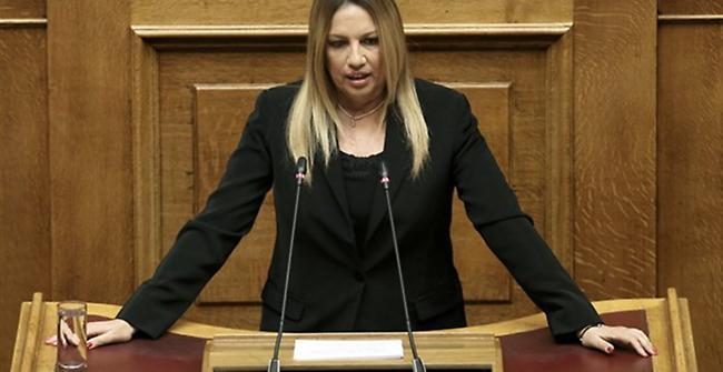 Γεννηματά προς Ευρωπαίους Σοσιαλιστές: Δεν δεχόμαστε υποδείξεις για ΠΓΔΜ