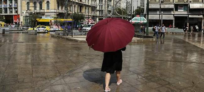 Αστατος ο καιρός την Τρίτη -Πού θα βρέξει