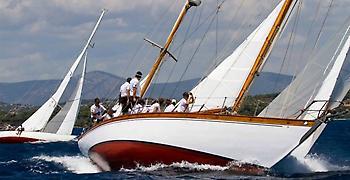 Το Spetses Classic Yacht Regatta 2018 ξεπέρασε κάθε προσδοκία!