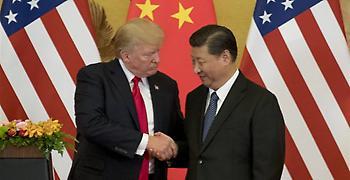 Ο Τραμπ απειλεί με νέους δασμούς σε κινεζικά προϊόντα - Οργή στο Πεκίνο