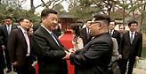 Νέα επίσκεψη του Κιμ Γιονγκ Ουν στην Κίνα