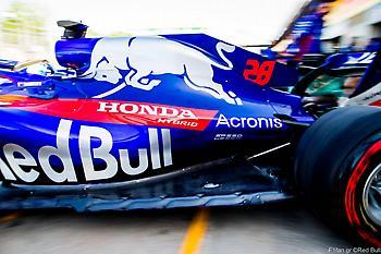 Συμφωνία Red Bull με Honda