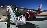Πήρε φωτιά η πτήση της Σαουδικής Αραβίας στο Μουντιάλ (video)