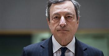 Ντράγκι: Η ΕΚΤ δεν θα βιασθεί να αυξήσει τα επιτόκια