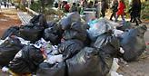Αποπνικτική κατάσταση από τα σκουπίδια - ΝΔ: Περιβαλλοντικό έγκλημα Τσίπρα