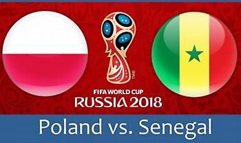 LIVE: Πολωνία-Σενεγάλη 0-0