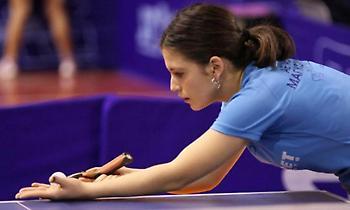 Η σύνθεση των Εθνικών ομάδων για το Ευρωπαϊκό Πρωτάθλημα νέων πινγκ πονγκ