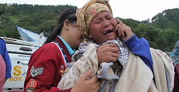 Στους 180 οι αγνοούμενοι μετά από ναυάγιο πλοίου στην Ινδονησία
