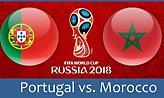 Πορτογαλία-Μαρόκο: Με φόρα για τους «16» Σάντος και Ρονάλντο