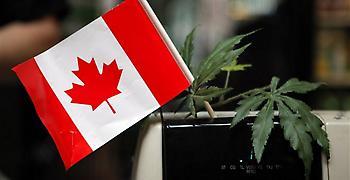 O Καναδάς νομιμοποιεί τη ψυχαγωγική χρήση της κάνναβης