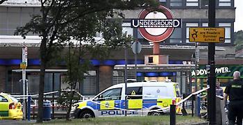 Σε βραχυκύκλωμα οφείλεται η μικρή έκρηξη στο μετρό του Λονδίνου