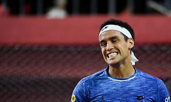 Τιμωρήθηκε για στημένα Αργεντινός τενίστας!