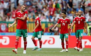 Αποκλείστηκε από το Μουντιάλ το Μαρόκο