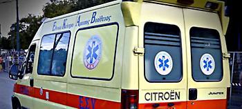 Σαλαμίνα: Αυτοκίνητο έπεσε στη θάλασσα -Σοβαρά τραυματισμένη η οδηγός