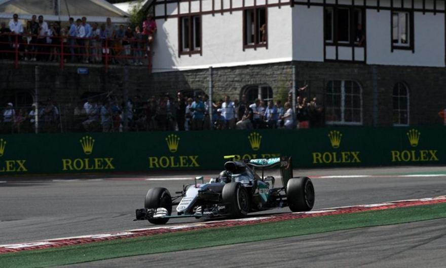 Για άλλα τρία χρόνια το Σπα στη Formula 1
