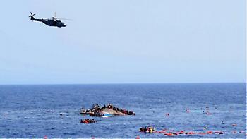 Ναυάγιο ανοιχτά της Λιβύης: «Υγρός τάφος» για τουλάχιστον 60 μετανάστες η Μεσόγειος