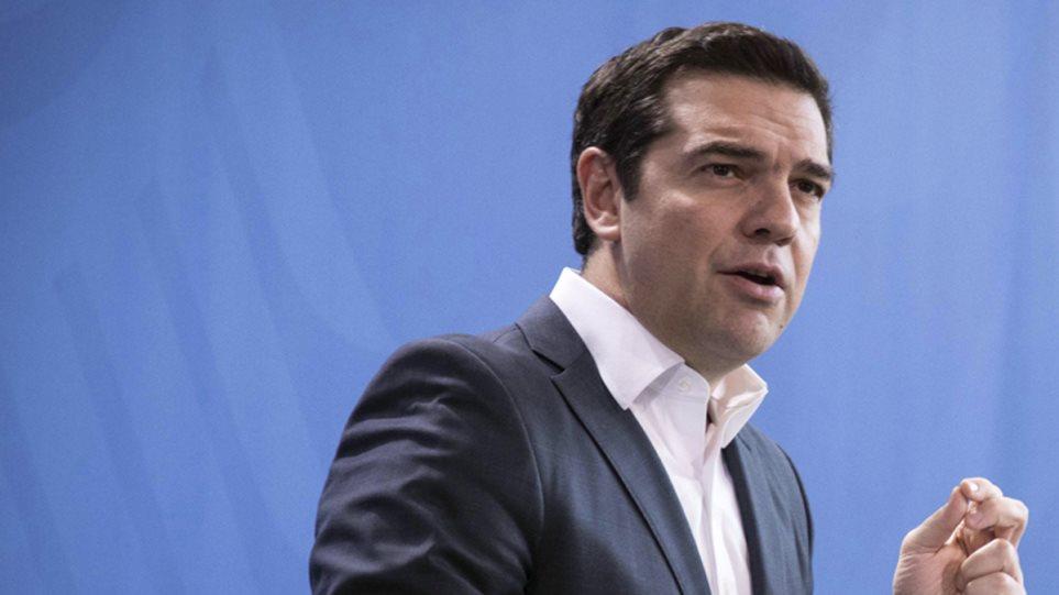 Τσίπρας: Ο ελληνικός λαός δίνει αγώνα για την υπεράσπιση του ανθρωπισμού και της αλληλεγγύης
