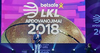 Σάρωσαν τα βραβεία στη Λιθουανία Σάρας και Ζαλγκίρις